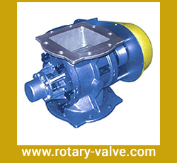 Rotary valves for chemicals