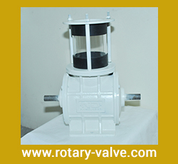 Rotary Valve for Food Processing